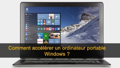 Photo of Comment accélérer un ordinateur portable Windows ?