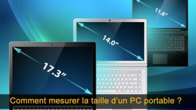 Photo of Comment mesurer la taille d'un ordinateur portable ?
