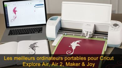 Photo of Les 10 meilleurs PC portables pour Cricut Explore Air, Air 2, Maker & Joy [2020]