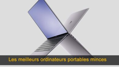 Photo of 13 meilleurs PC portables minces [2020]